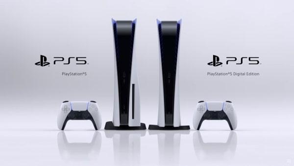 Différences PS5 Digital Edition vs Standard PS5