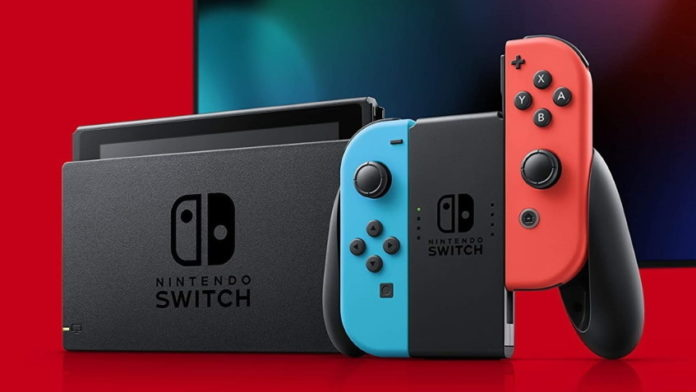 Black Friday 2020 Nintendo Switch