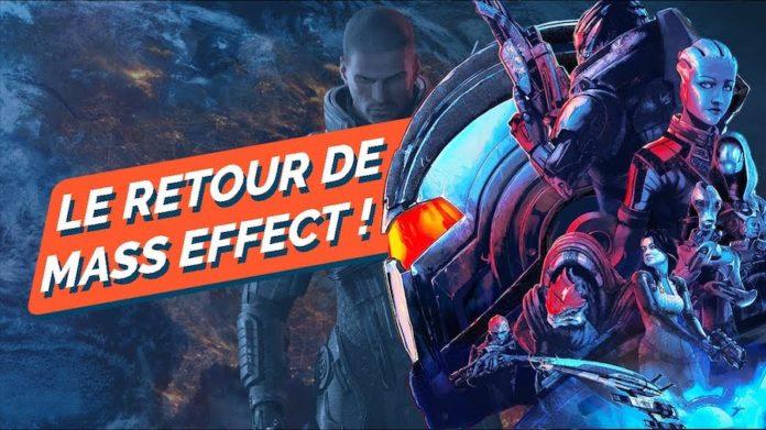 Mass Effect legendary edition sortie officielle
