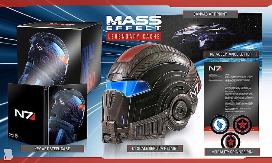 mass effect legendary edition pack