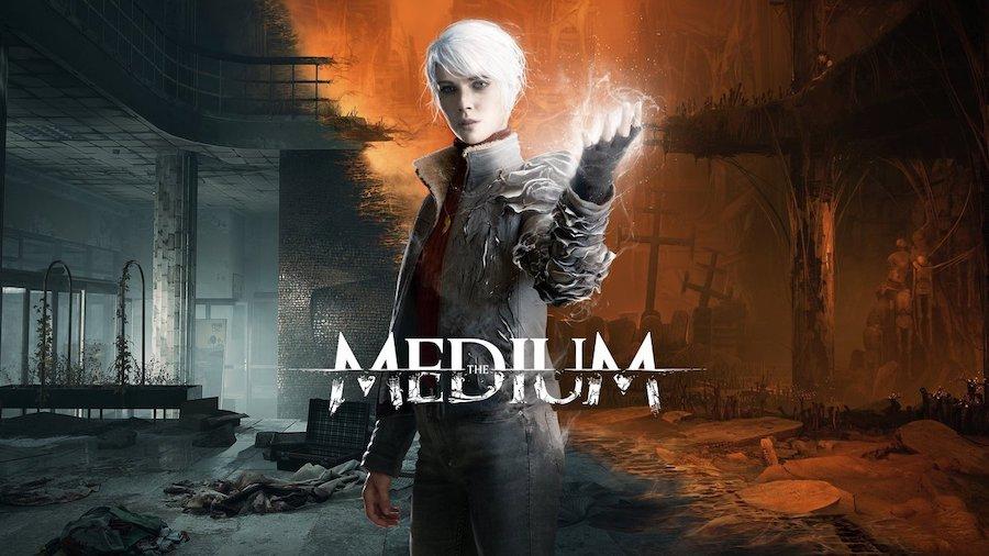 The Medium jeu video thriller