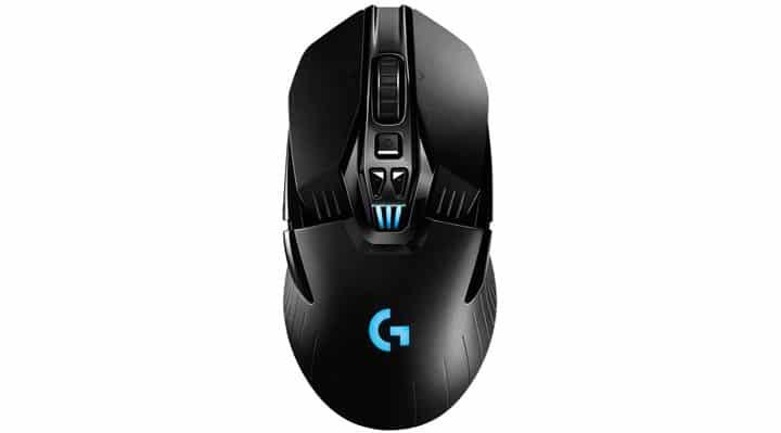 Logitech G903 souris pour gaucher