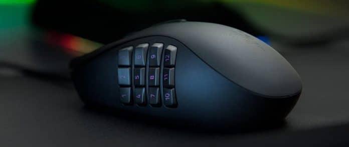 meilleures souris gamer pour MMORPG