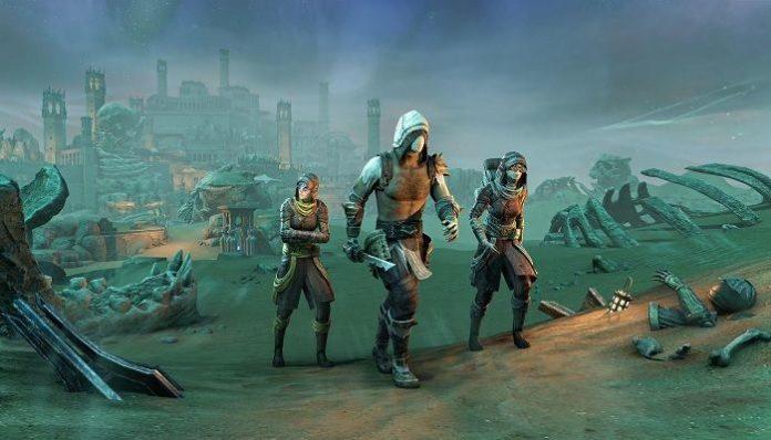 The Elder Scrolls Online Previews Deadlands and Update 32
