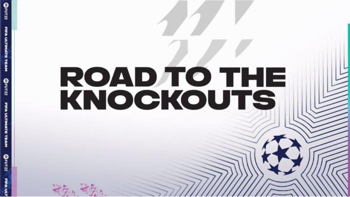 FIFA 22 : Voici et à quoi ressemblent les trois cartes du nouvel événement Ultimate Team (Road to the Knockouts).