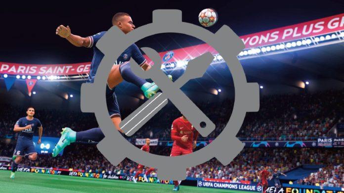 FIFA 22 : On ne peut pas jouer les matchs d'Ultimate Team pendant un temps limité en raison d'une nouvelle maintenance
