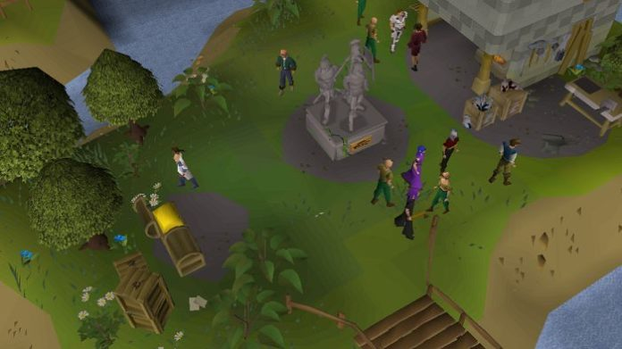 Old School RuneScape Disables Shared Storage Due to